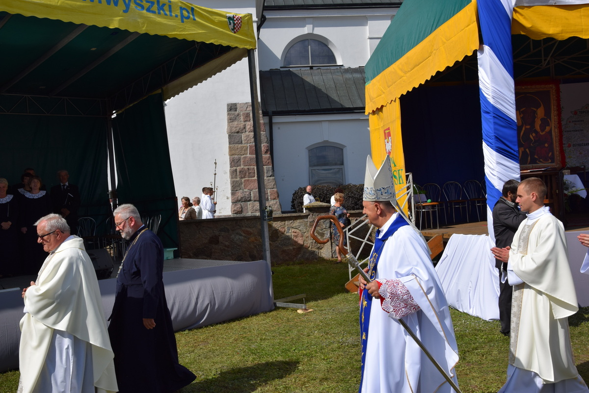 Diecezjalne uroczystości 300lecia koronacji Obrazu MB Częstochowskiej Topczewo 26.08.2017r (105)