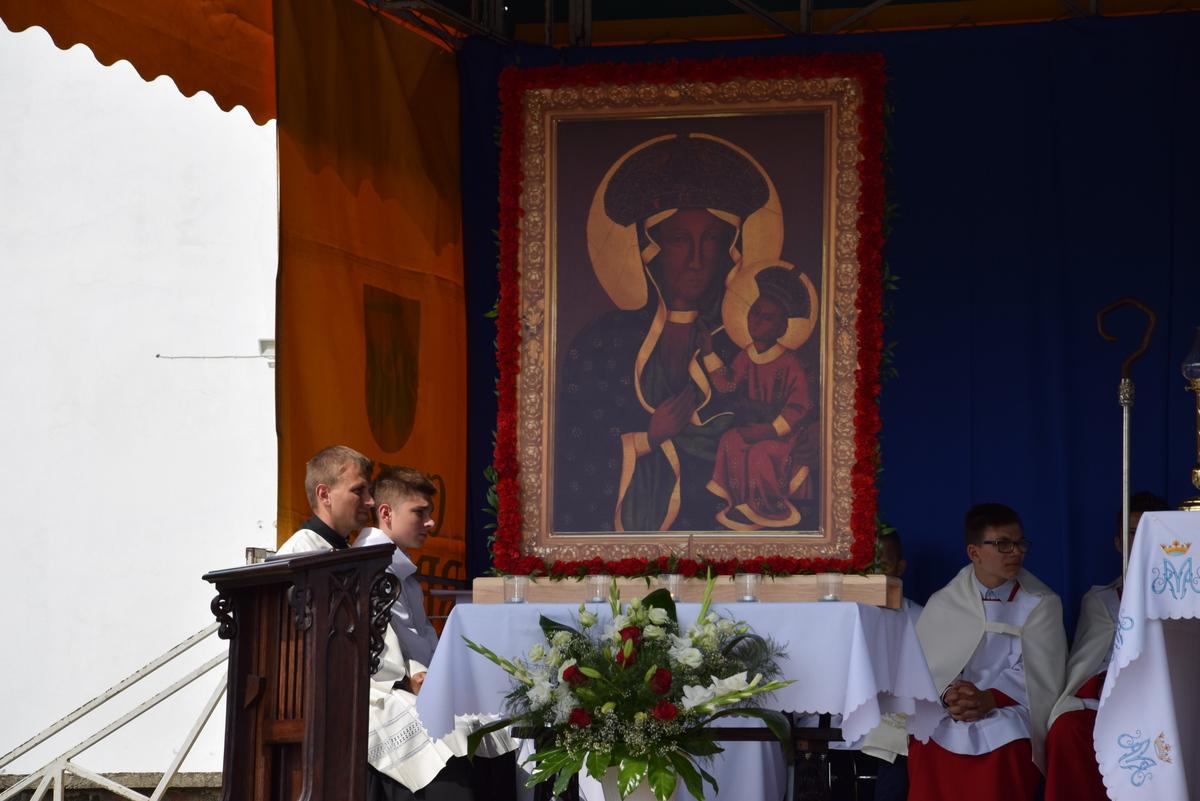 Diecezjalne uroczystości 300lecia koronacji Obrazu MB Częstochowskiej Topczewo 26.08.2017r (55)