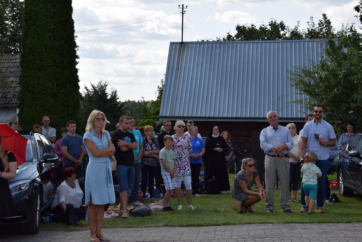 Diecezjalne uroczystości 300lecia koronacji Obrazu MB Częstochowskiej Topczewo 26.08.2017r (76)
