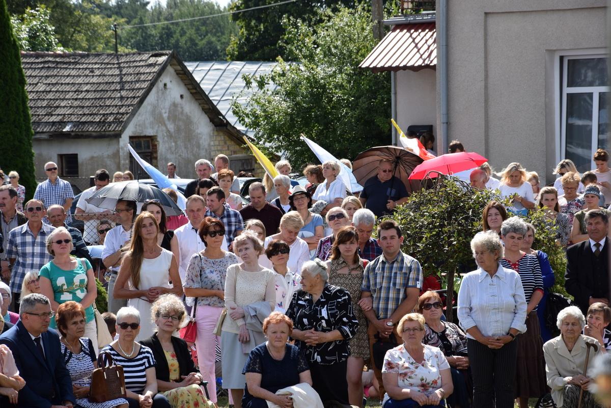 Diecezjalne uroczystości 300lecia koronacji Obrazu MB Częstochowskiej Topczewo 26.08.2017r (86)