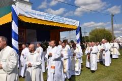 Diecezjalne uroczystości 300lecia koronacji Obrazu MB Częstochowskiej Topczewo 26.08.2017r (102)