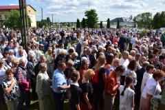 Diecezjalne uroczystości 300lecia koronacji Obrazu MB Częstochowskiej Topczewo 26.08.2017r (108)