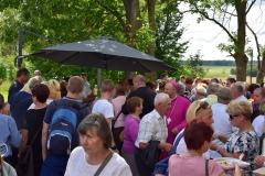 Diecezjalne uroczystości 300lecia koronacji Obrazu MB Częstochowskiej Topczewo 26.08.2017r (110)