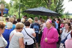 Diecezjalne uroczystości 300lecia koronacji Obrazu MB Częstochowskiej Topczewo 26.08.2017r (111)