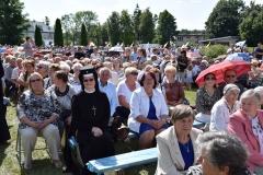 Diecezjalne uroczystości 300lecia koronacji Obrazu MB Częstochowskiej Topczewo 26.08.2017r (13)