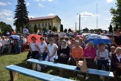 Diecezjalne uroczystości 300lecia koronacji Obrazu MB Częstochowskiej Topczewo 26.08.2017r (14)