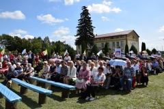 Diecezjalne uroczystości 300lecia koronacji Obrazu MB Częstochowskiej Topczewo 26.08.2017r (15)