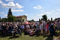 Diecezjalne uroczystości 300lecia koronacji Obrazu MB Częstochowskiej Topczewo 26.08.2017r (26)