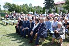 Diecezjalne uroczystości 300lecia koronacji Obrazu MB Częstochowskiej Topczewo 26.08.2017r (3)