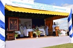 Diecezjalne uroczystości 300lecia koronacji Obrazu MB Częstochowskiej Topczewo 26.08.2017r (38)