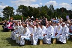 Diecezjalne uroczystości 300lecia koronacji Obrazu MB Częstochowskiej Topczewo 26.08.2017r (41)