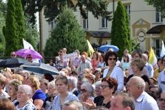 Diecezjalne uroczystości 300lecia koronacji Obrazu MB Częstochowskiej Topczewo 26.08.2017r (42)