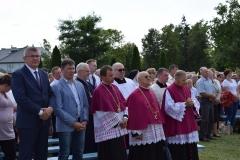 Diecezjalne uroczystości 300lecia koronacji Obrazu MB Częstochowskiej Topczewo 26.08.2017r (48)