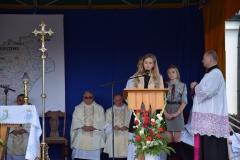 Diecezjalne uroczystości 300lecia koronacji Obrazu MB Częstochowskiej Topczewo 26.08.2017r (52)
