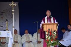 Diecezjalne uroczystości 300lecia koronacji Obrazu MB Częstochowskiej Topczewo 26.08.2017r (56)