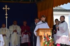 Diecezjalne uroczystości 300lecia koronacji Obrazu MB Częstochowskiej Topczewo 26.08.2017r (58)