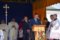 Diecezjalne uroczystości 300lecia koronacji Obrazu MB Częstochowskiej Topczewo 26.08.2017r (59)
