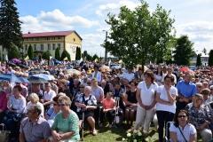 Diecezjalne uroczystości 300lecia koronacji Obrazu MB Częstochowskiej Topczewo 26.08.2017r (68)