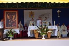 Diecezjalne uroczystości 300lecia koronacji Obrazu MB Częstochowskiej Topczewo 26.08.2017r (69)