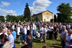 Diecezjalne uroczystości 300lecia koronacji Obrazu MB Częstochowskiej Topczewo 26.08.2017r (72)