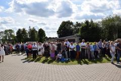 Diecezjalne uroczystości 300lecia koronacji Obrazu MB Częstochowskiej Topczewo 26.08.2017r (73)