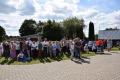Diecezjalne uroczystości 300lecia koronacji Obrazu MB Częstochowskiej Topczewo 26.08.2017r (74)
