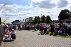Diecezjalne uroczystości 300lecia koronacji Obrazu MB Częstochowskiej Topczewo 26.08.2017r (75)