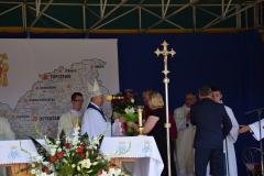 Diecezjalne uroczystości 300lecia koronacji Obrazu MB Częstochowskiej Topczewo 26.08.2017r (79)
