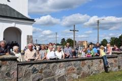 Diecezjalne uroczystości 300lecia koronacji Obrazu MB Częstochowskiej Topczewo 26.08.2017r (91)