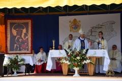 Diecezjalne uroczystości 300lecia koronacji Obrazu MB Częstochowskiej Topczewo 26.08.2017r (94)
