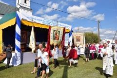 Diecezjalne uroczystości 300lecia koronacji Obrazu MB Częstochowskiej Topczewo 26.08.2017r (99)